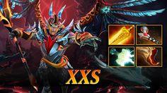XXS plays Skywrath Mage with Mjolnir and Radiance   Skywrath Mage Fullgame