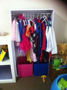 garment rack for kids dress up clothes for the home kids dress up dress up storage kids. Black Bedroom Furniture Sets. Home Design Ideas