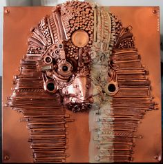 #ilragazzo5 #numberfive #mixedmediapaint #collage #cyberpunk #cybermask #cyborg #goth #horus #horuseye #psichedelic #studio #trip #emotion #illumination #black #symbolism #piecings #diatacion #metal #mask #cyberculture #cybernetic #perfect #divinity #sun #good #fight #victorious #antiquities #love  #passion #dream #artist #man https://www.facebook.com/myperceptionart