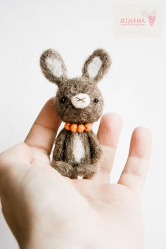 Little Bunny amigurumi -choose your color-