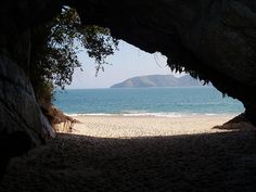 Gruta by tartorres, via Flickr - the weeping cave at the incredible Sununga beach at Ubatuba Brazil.