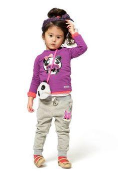 Little Feet kidswear FW13 Tokyo