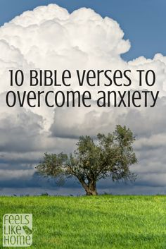 How do you cope when you're overcome with anxiety, fear, and worry?