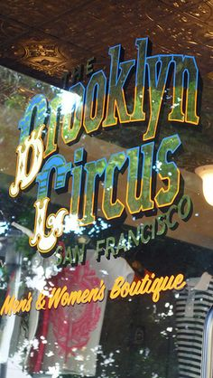Brooklyn Circus (San Francisco, CA)