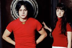 The White Stripes. It's him and her, and their Seven Nation Army ... whatever that is. Great band, though if you're into that kind of stuff.
