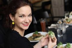 Violinist Hilary Hahn Cheated a Little on Her Thanksgiving Turkey. Photo by Melissa Hom Janine Jansen, Grubs, Thanksgiving Turkey, Cheating, 35th Birthday, Violin, Diets, Fisher, Inspire