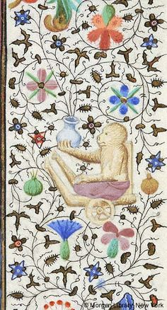 Book of Hours, MS M.453 fol. 81r - Images from Medieval and Renaissance Manuscripts - The Morgan Library & Museum