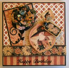 Crafty Kayes Room: March Card Sketch Challenge for Craft Mad