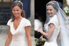 Pippa Middleton Pippas Wedding, Wedding 2017, Wedding Gowns, Pippa Middleton Wedding Dress, Pippa Middleton Style, Kate And Pippa, Royal Weddings, Bridesmaid Dresses, Royals