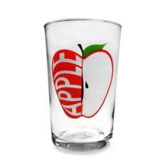 Luminarc® Conique Apple Juice Glasses (Set of 6) - BedBathandBeyond.com