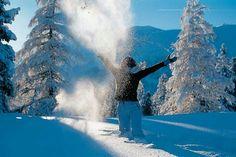 Turracher Höhe Winter Holidays, Wonderful Places, Winter Wonderland, Mount Everest, Villa, Mountains, Summer, Travel, Outdoor