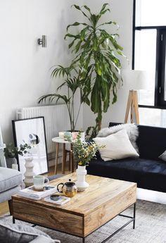 10 idées de stylisme pour votre table basse - FrenchyFancy