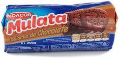 Mulata Bolacha de Chocolate -  Chocolate Biscuit