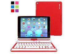 Snugg Brand iPad Air 360° Rotatable Keyboard Case