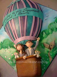 creative cake art artisitic cakes (13) by www.creativecakeart.com.au, via Flickr