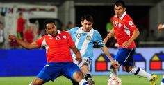 Chile vs Argentina en vivo -