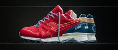 "Diadora x UBIQ N.9000 ""Red Ribbon"""