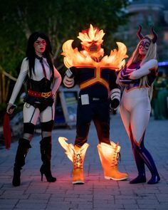 My Hero Academia: 10 Awesome Endeavor Cosplay That Look Just Like The Anime Cosplay Anime, Epic Cosplay, Cute Cosplay, Cosplay Makeup, Amazing Cosplay, Cosplay Outfits, Cosplay Costumes, Cosplay Ideas, My Hero Academia Episodes