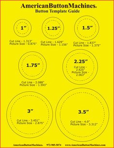 Button Maker Template With Taglines Badge Templates Pinterest - Badge maker template