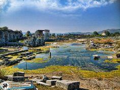 Milet Antik Çağın Merkezi, miletos