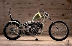 Shovelhead chopper
