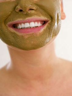 Revitalizing Face Mask with Egg White, Cucumber and Avocado #diy