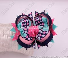 2pcs-lot-4-4-2-Loopy-stacked-hair-bow-9color-lovely-boutique-hair-clips-girls-hair.jpg (756×638)