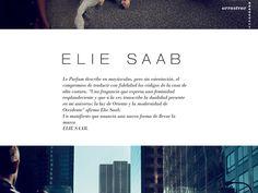 Elie Saab  telva iPad