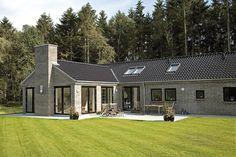 Mursten - Eurodan huse