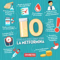 Metformina #Diabetes