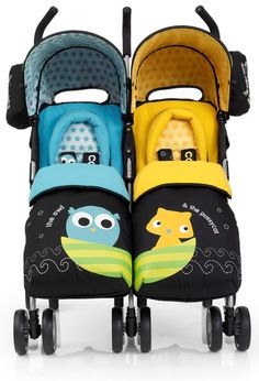 Oh my gosh these are soooo cute! Just to think... I have a HUGE chance in having twins! haha