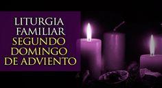 COMUNIDAD CATÓLICA TIBERIADES: LITURGIA FAMILIAR PARA ENCENDER LA II VELA DE ADVI...