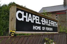 Chapel-en-le-Frith train station
