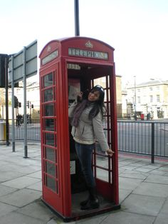 Foto: Jesi Topazio Landline Phone, Cabins, London