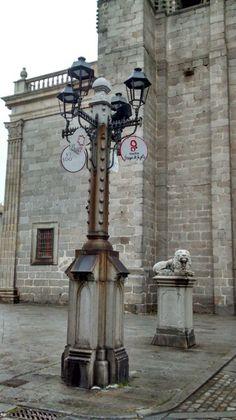 Poste - Ávila/Espanha