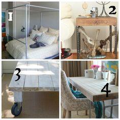 Industrial Furniture DIY