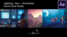 Lighting is a powerful storytelling tool that brings the animation to a higher level of quality. Learn how to master the moods of entire scenes using After E...