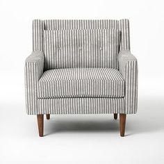 Crosby Armchair - Solids | West Elm