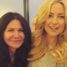 RDV with Kate today! #KateHudson.