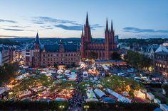 Wissenswertes zur Rheingauer Weinwoche am 12.-21. August — Wiesbaden-Blog