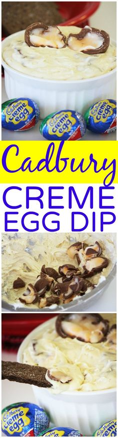 Easy and delicious- the perfect Easter treat!