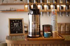 customs coffee house | wellington nz  self serve top up