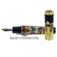 Krone Mozart Limited Edition Fountain Pen
