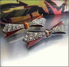 Art Nouveau Pin Set PIERRE BEX Vintage Jewelry - Great Vintage Jewelry - http://www.greatvintagejewelry.com/inc/sdetail/art-nouveau-pin-set-pierre-bex-vintage-jewelry-/4631/24334