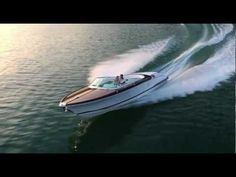 AquaRiva by Gucci 2011 Riva Boats On The Water Video Commercial