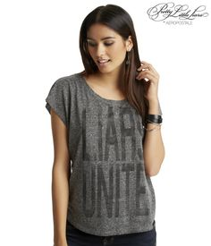 Pretty Little Liars Liars Unite Graphic T - Aeropostale--- I have this shirt :)