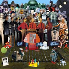 Kraftwerk - Sgt. Pepper's hommage