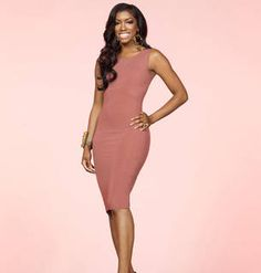 """Porsha Stewart Offers Kenya Moore Some Advice: """"Never Beg a Man to Marry You"""""""