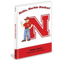 Good book for children to read about the HUSKERS...
