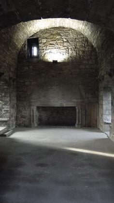interior do Castelo de Craigmillar (Craigmillar Castle), Edinburgh - Scotland - UK / Photo: Re Lacerda